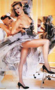 calendario Pirelli – marzo 1985