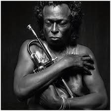 ph: de Irving Penn Miles davis