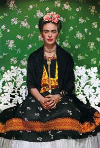 Frida Kahlo ph Nickolas Muray