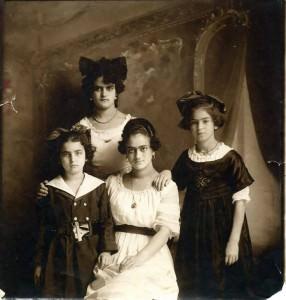 frida kahlo e le sue sorelle