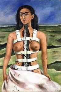 Frida Kahlo, Colonna rotta