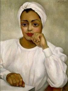 Diego Rivera, Ritratto di Irma Mendoza