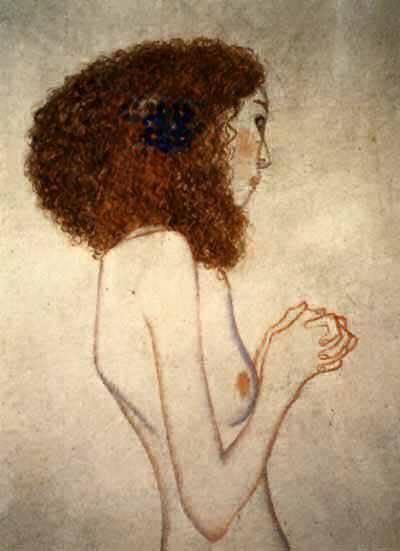 pablo neruda cile nuda piccola unghie gel desnuda chile poesia latino america cctm caracas amore Gustav Klimt