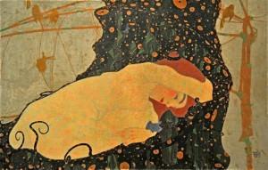 Egon Schiele, Danae google