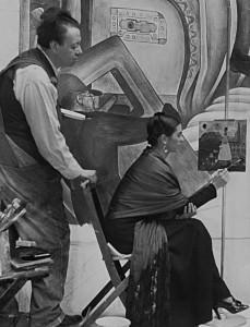 Frida Kahlo e Diego Rivera Detroit google