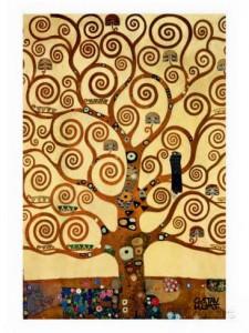 Gustav Klimt Albero della vita