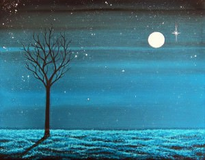 Rachel Bingaman A summer's night
