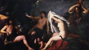 giudizio di paride gregorio lazzarini