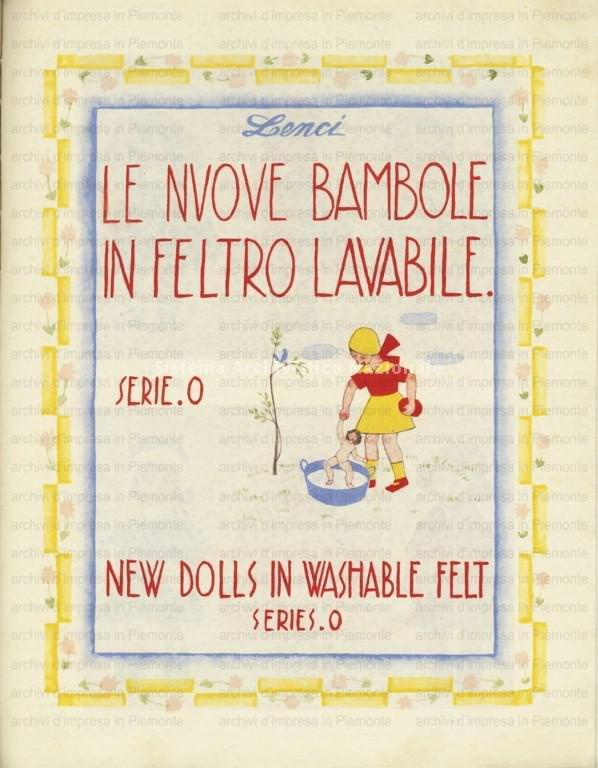 ludus lenci catalogo torino 1931