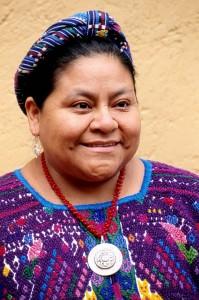 rigoberta menchu guatemala nobel