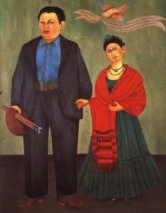 Frida Kahlo Diego rivera rana