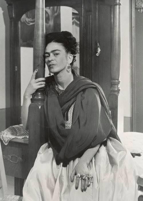 Lola Alvarez Bravo Frida Kahlo