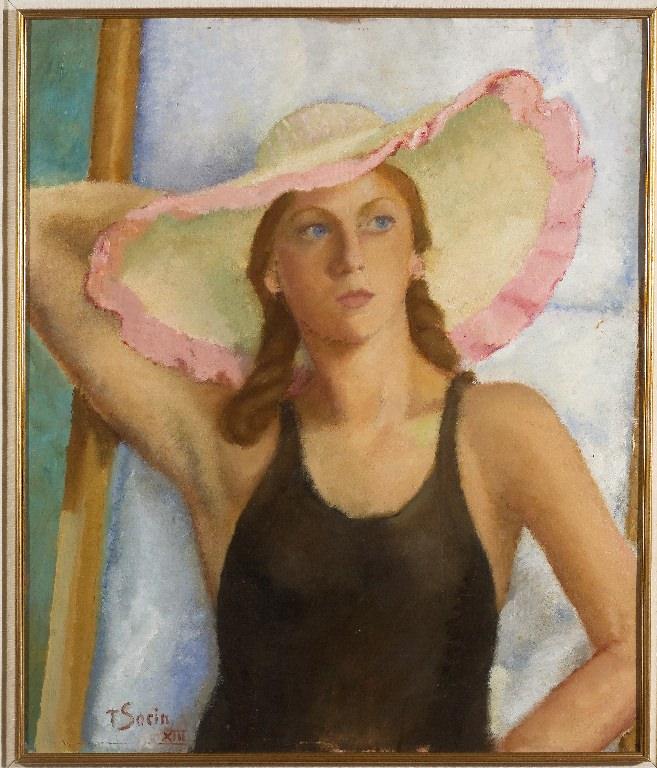 tullia socin bagnante 1935