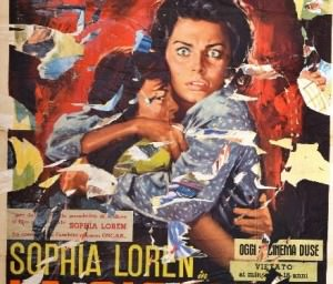 Mimmo Rotella Decollage