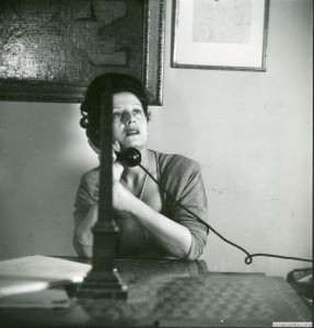 Maria Vittoria Rossi  aka Irene Brin (Italia)