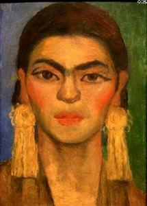 diego rivera ritratto di frida kahlo
