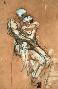 Auguste Rodin Il bacio