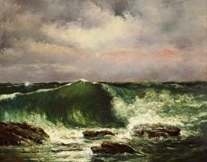 Gustave Courbet max