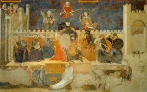 Ambrogio Lorenzetti (Siena, 1290 -Siena, 1348)