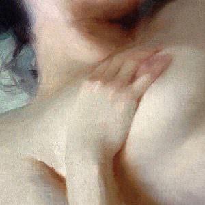 Jeremy Lipking corpo