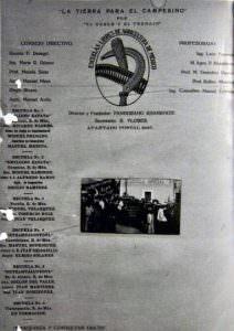 tina modotti documento