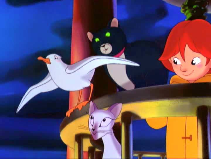 cctm caracas gatto sepulveda lanterna magica gabbianella
