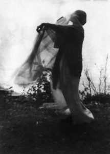 Imogen Cunningham mutis