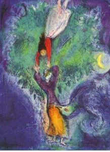 marc chagall disse