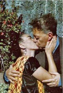 frida diego kissing mitomania