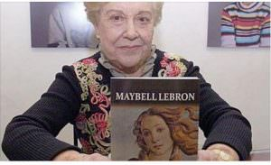 Maybell Lebrón (Argentina/Paraguay)