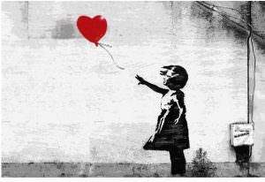 banksy girl with a balloon juarroz
