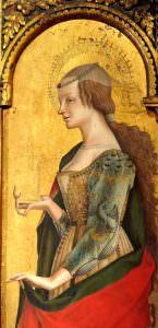 Carlo Crivelli (Venezia, 1430 -Ascoli Piceno, 1495)