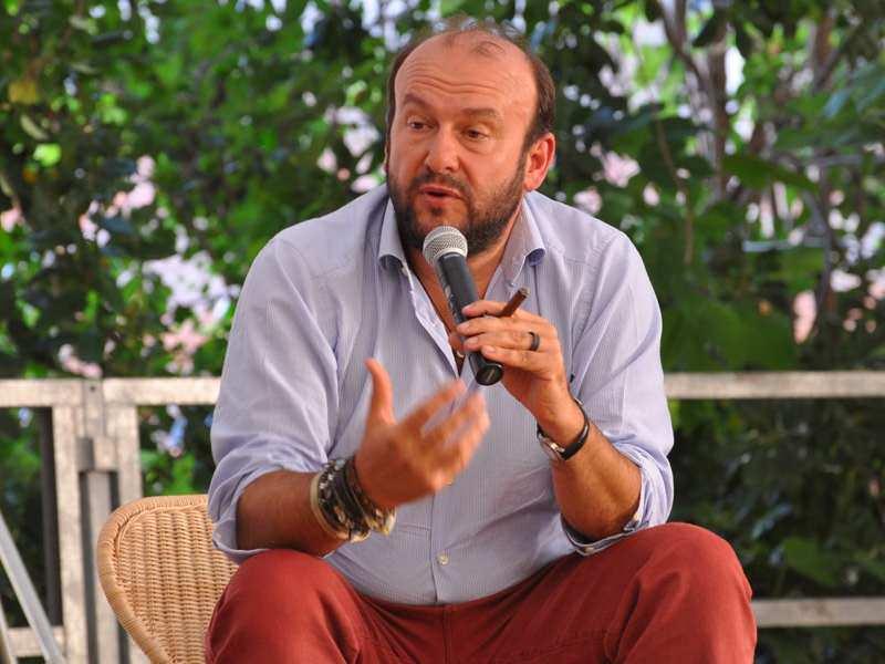 Davide Rondoni pequeña oriana n.y. cctm caracas nazzaro