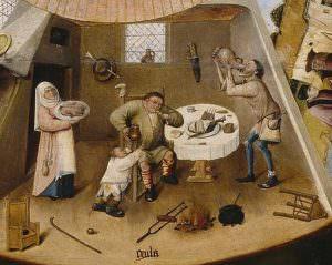 Jheronimus Bosch gola gula cctm caracas madrid