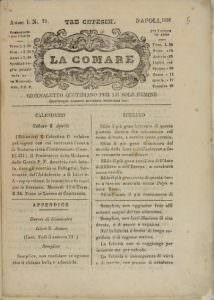 La Comare Napoli 1857 donna cctm caracas