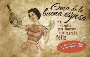 guia de la buena esposa Pilar Primo de Rivera falange cctm caracs