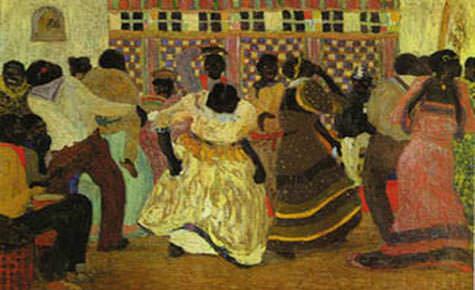 pedro figari candombe uruguay cctm caracas