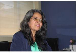 Silvia Elena Regalado (El Salvador)