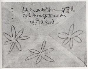 Henri Matisse a Francoise Gilot