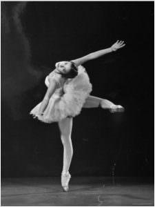 Alicia Alonso photo Life Magazine cctm caracas ballet
