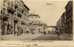 Cartoline – Postal – da Milano