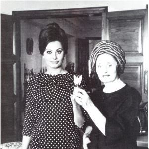 Elvira Leonardi Bouyeure aka Biki (Italia)