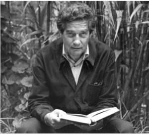 Octavio Paz pane mano sconosciuto cctm caracas nazzaro