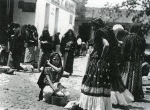 Tina Modotti al mercato