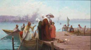 fausto zonaro pittore corte sultano turchia cctm caracas