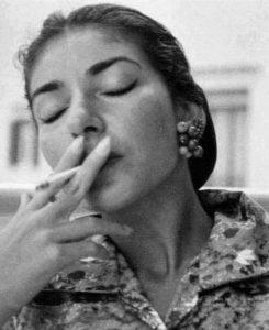 Maria Callas a Pier Paolo Pasolini