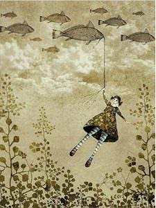 El allá es un espejo … di Italo Calvino