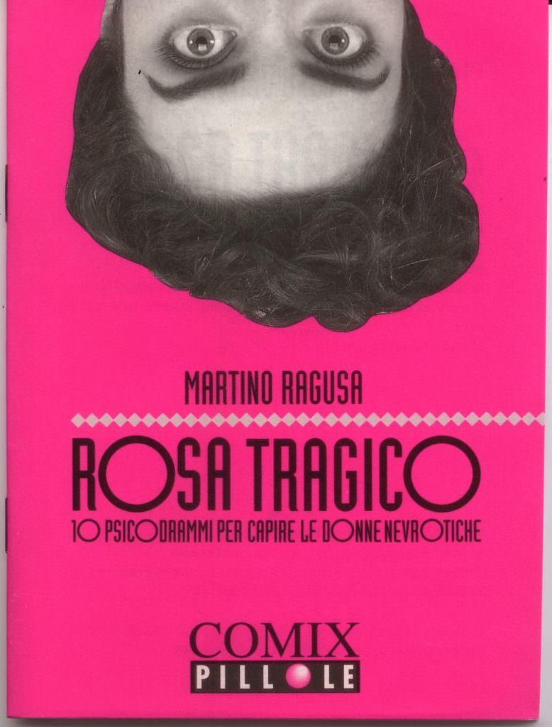rosa tragico Martino Ragusa comix cctm caracas