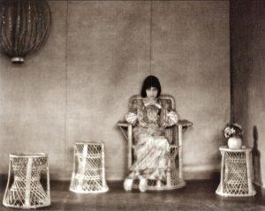 Tina Modotti foto di E. Weston