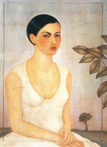 Frida Kahlo Ritratto di Cristina, mia sorella
